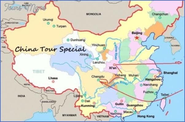 china tour chengdu yangtze xian 438x289 Trips To China