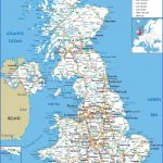 detailed road map of united kingdom with all cities and airports 150x150 England Map Detailed