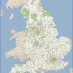 england 150x150 England Map Detailed