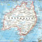 map of australia travel print 150x150 Australia Map Images