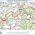 appalachian trail hiking map 1 150x150 Appalachian Trail Hiking Map