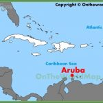 aruba map in world map 1 150x150 Aruba Map In World Map
