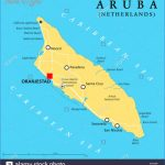 aruba map with cities  1 150x150 Aruba Map With Cities