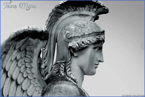 athene poseidon contest for attica 14 Athene & Poseidon Contest for Attica