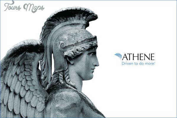 athene poseidon contest for attica 8 Athene & Poseidon Contest for Attica