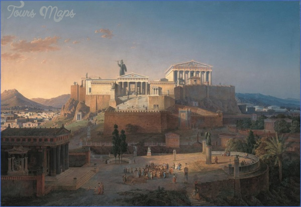 athens in history today 13 Athens in History & Today