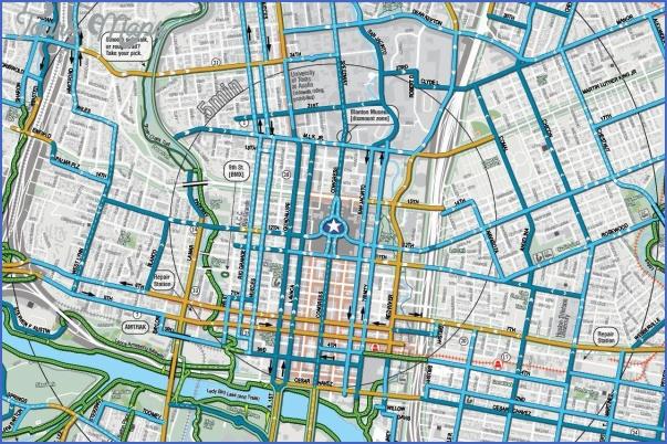 austin hike and bike trail map 6 Austin Hike And Bike Trail Map