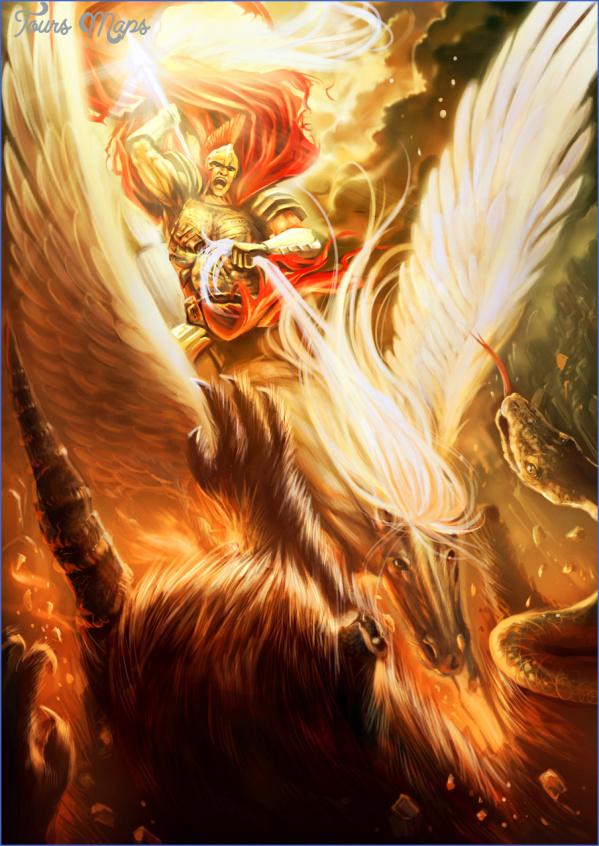 bellerophon pegasus 5 Bellerophon & Pegasus