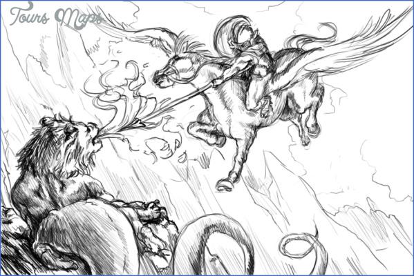 bellerophon pegasus 7 Bellerophon & Pegasus