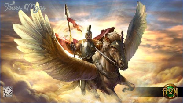 bellerophon pegasus 9 Bellerophon & Pegasus