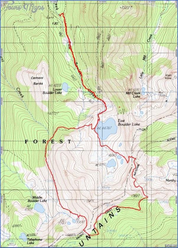 boulder hiking trails map 13 Boulder Hiking Trails Map