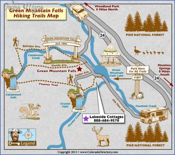 boulder hiking trails map 4 Boulder Hiking Trails Map