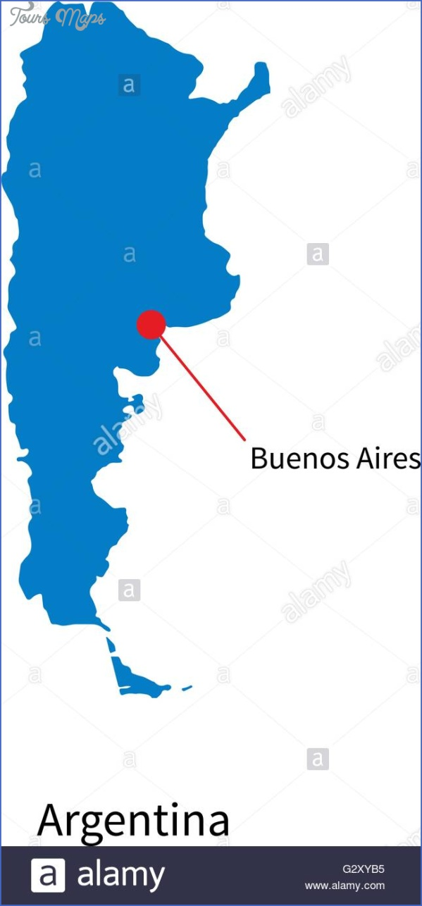 Buenos Aires Location On World Map.Buenos Aires Argentina Map Location Toursmaps Com