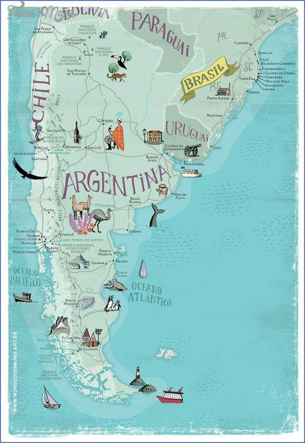 buenos aires argentina map location  13 Buenos Aires Argentina Map Location