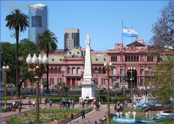 buenos aires argentina map tourist attractions 13 Buenos Aires Argentina Map Tourist Attractions