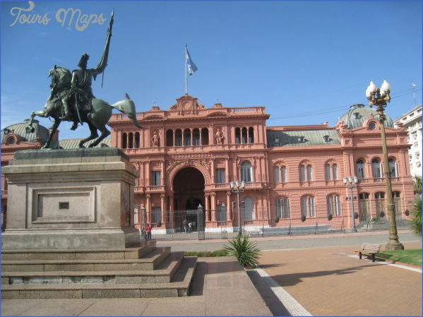 buenos aires argentina map tourist attractions 9 Buenos Aires Argentina Map Tourist Attractions