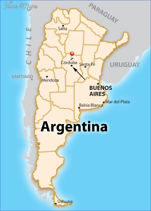 Buenos Aires Argentina Map Buenos Aires Argentina Map   ToursMaps.® Buenos Aires Argentina Map
