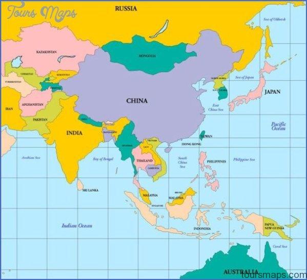 Burma Map Asia ToursMapscom