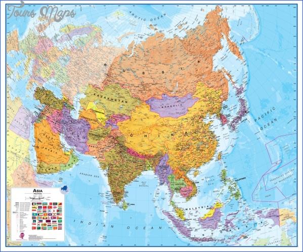 burma map asia 4 Burma Map Asia