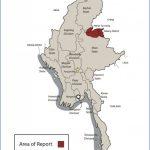 burma map with states 4 150x150 Burma Map With States