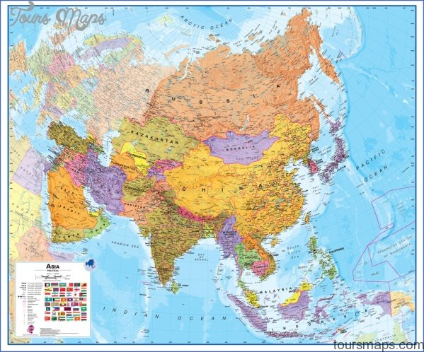 burma on a map 1 Burma On A Map