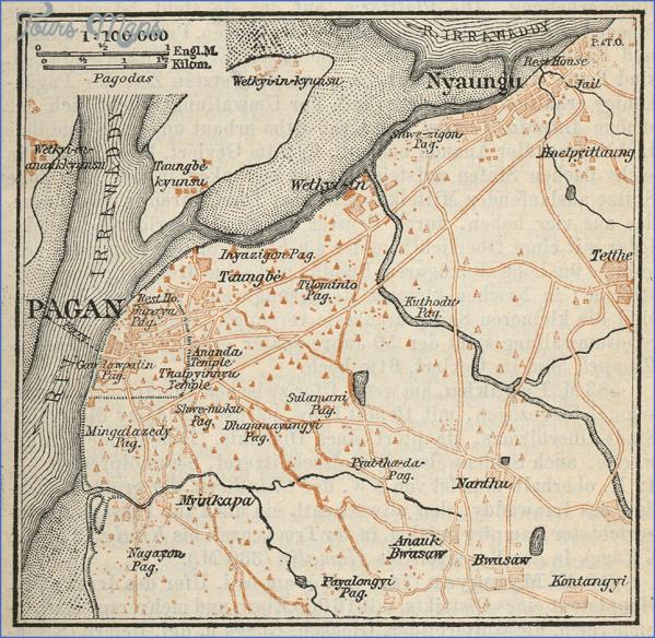 burma on a map 5 Burma On A Map
