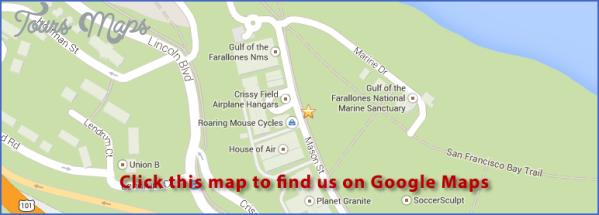 crissy field map san francisco 13 CRISSY FIELD MAP SAN FRANCISCO