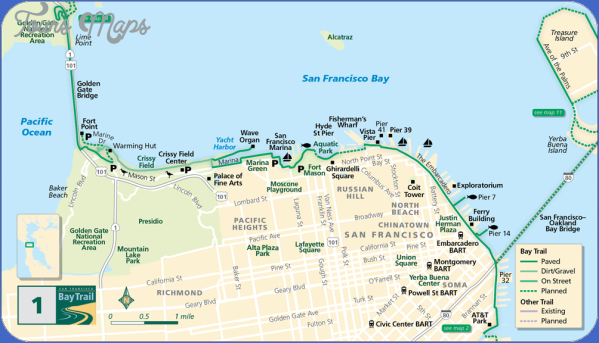 crissy field map san francisco 5 CRISSY FIELD MAP SAN FRANCISCO
