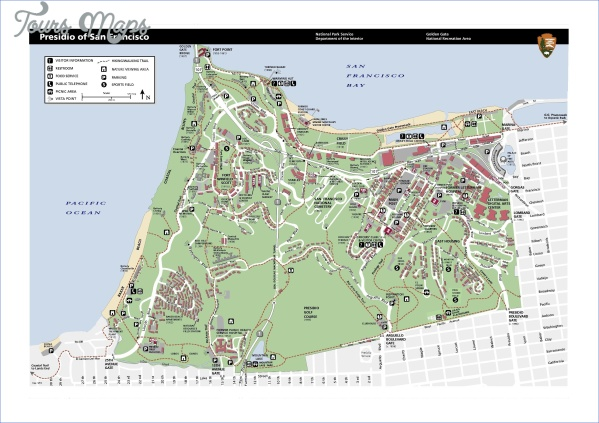 crissy field map san francisco 7 CRISSY FIELD MAP SAN FRANCISCO