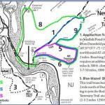 delaware water gap hiking map 1 150x150 Delaware Water Gap Hiking Map