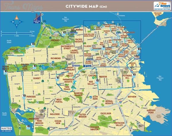 fort baker map san francisco 8 FORT BAKER MAP SAN FRANCISCO