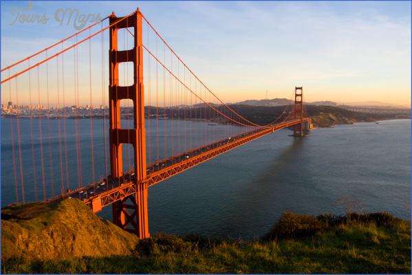 golden gate bridge map tourist attractions 3 Golden Gate Bridge Map Tourist Attractions