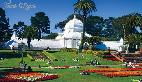 golden gate park map san francisco 4 GOLDEN GATE PARK MAP SAN FRANCISCO