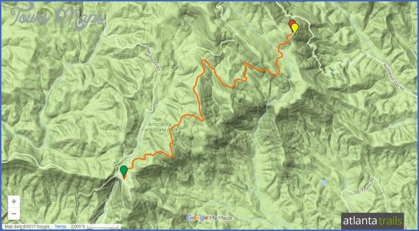 google maps hiking trails 0 Google Maps Hiking Trails