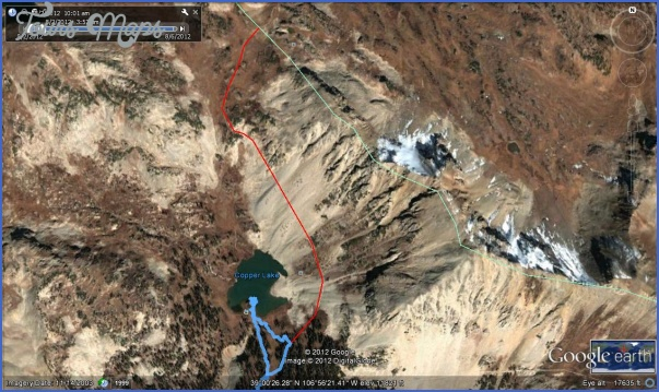 google maps hiking trails 12 Google Maps Hiking Trails