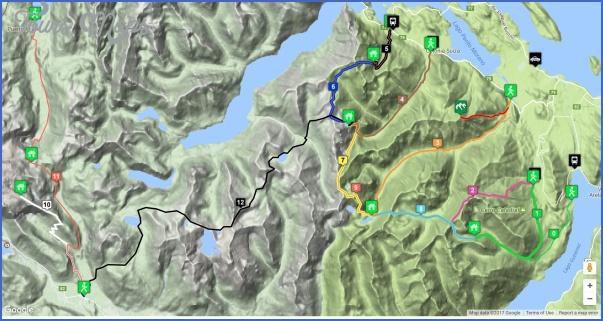 google maps hiking trails 14 Google Maps Hiking Trails