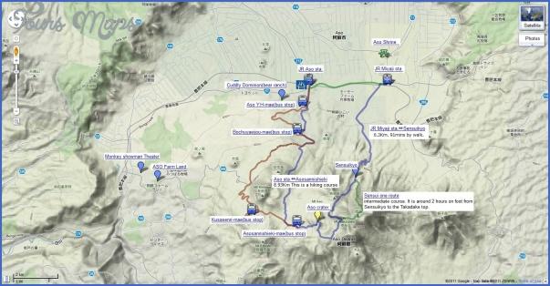google maps hiking trails 3 Google Maps Hiking Trails