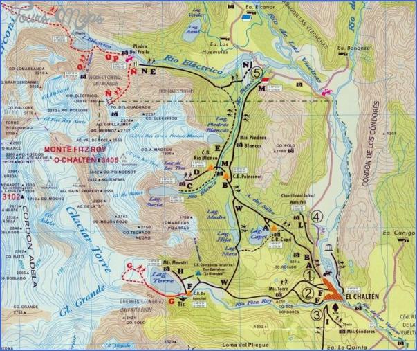 google maps hiking trails 4 Google Maps Hiking Trails