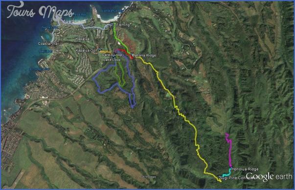 google maps hiking trails 6 Google Maps Hiking Trails