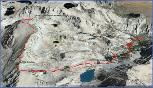 google maps hiking trails 7 Google Maps Hiking Trails