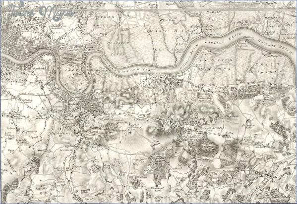 greenwich map 8 Greenwich Map