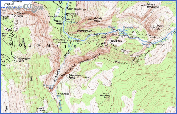 hiking topo maps 14 Hiking Topo Maps