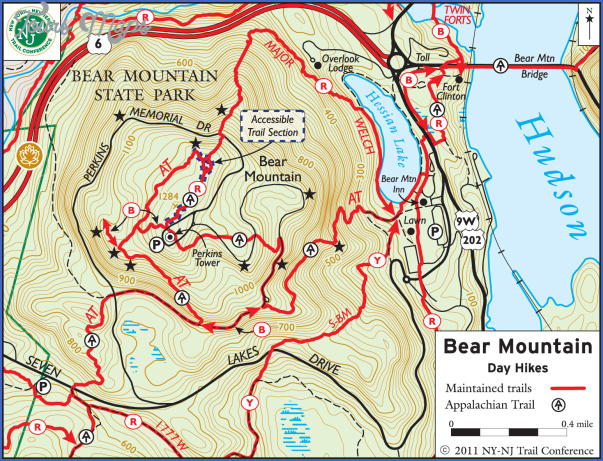 hiking topo maps 7 Hiking Topo Maps