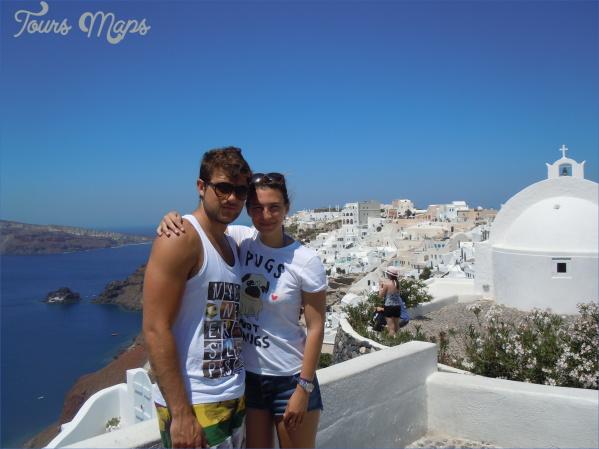 holiday in santorini 1 Holiday in Santorini