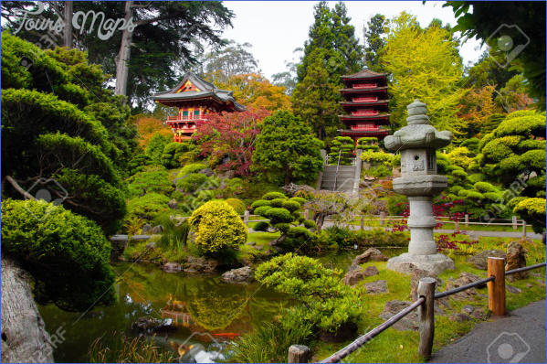 japanese tea garden san francisco 2 Japanese Tea Garden SAN FRANCISCO