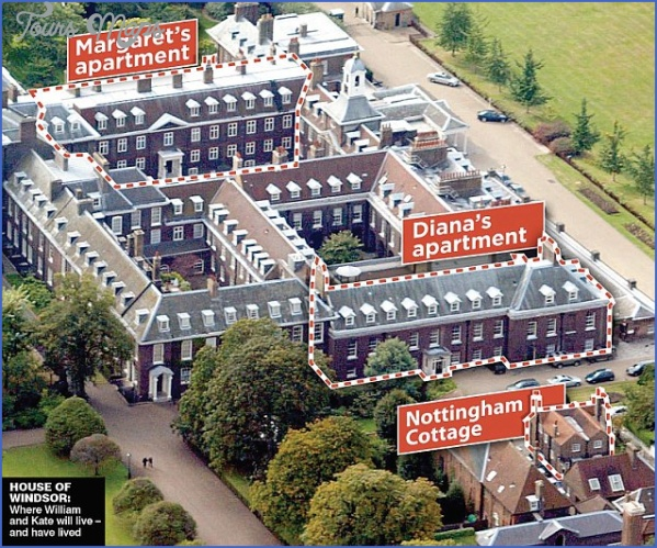 kensington palace london 11 Kensington Palace London
