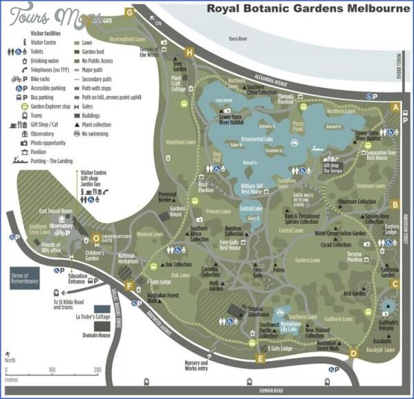 kirstenbosch national botanical garden attractions map 11 Kirstenbosch National Botanical Garden Attractions Map