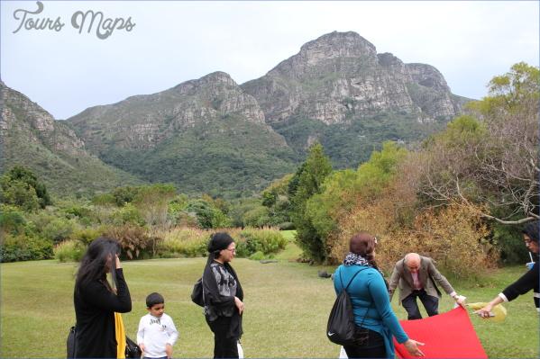 kirstenbosch national botanical garden trip itinerary 2 Kirstenbosch National Botanical Garden Trip Itinerary