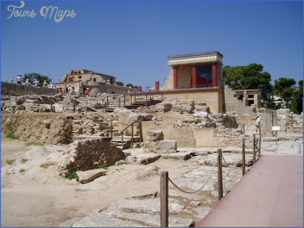 knossos in history today 4 Knossos in History & Today