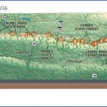 laurel highlands hiking trail map 0 150x150 Laurel Highlands Hiking Trail Map